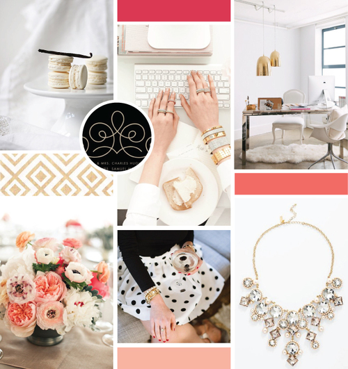 New Brand + Website Launch for Magnolia Media PR | Elle & Company