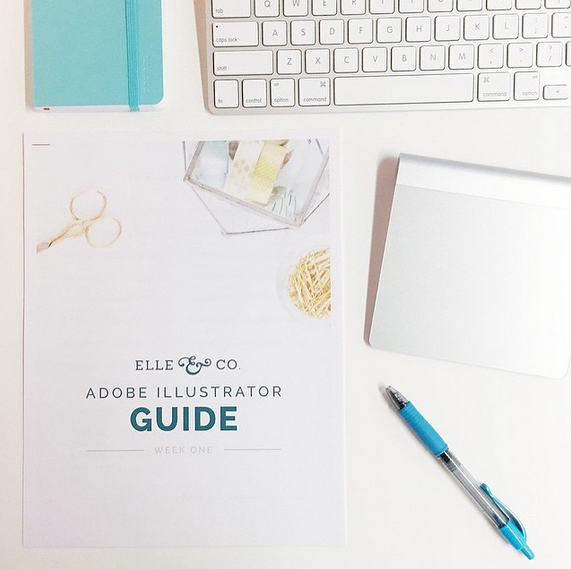 The 6-Step Guide for Launching Your First E-Course | Elle & Company