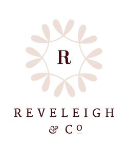 New Brand + Website Design for Reveleigh & Co | Elle & Company