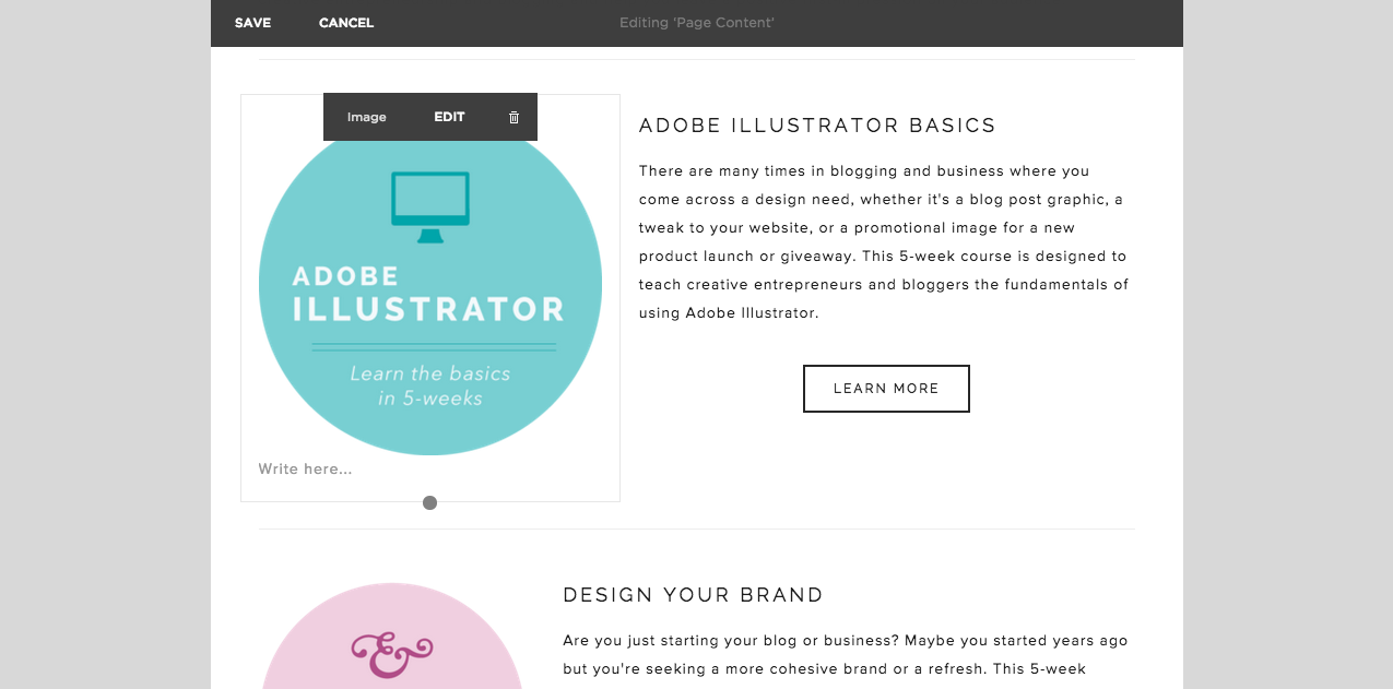 5 Easy Ways to Customize Your Squarespace Website