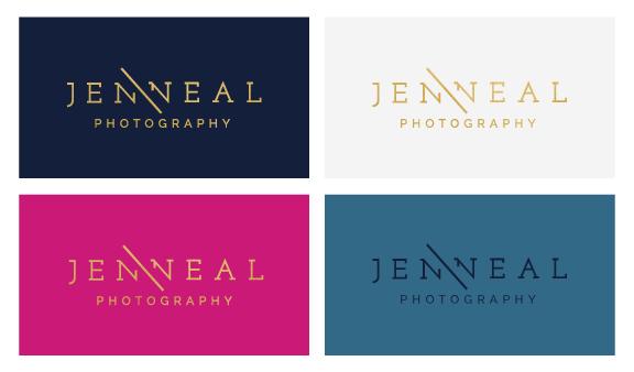 Brand + Website Design for Jen Neal Photography | Elle & Company