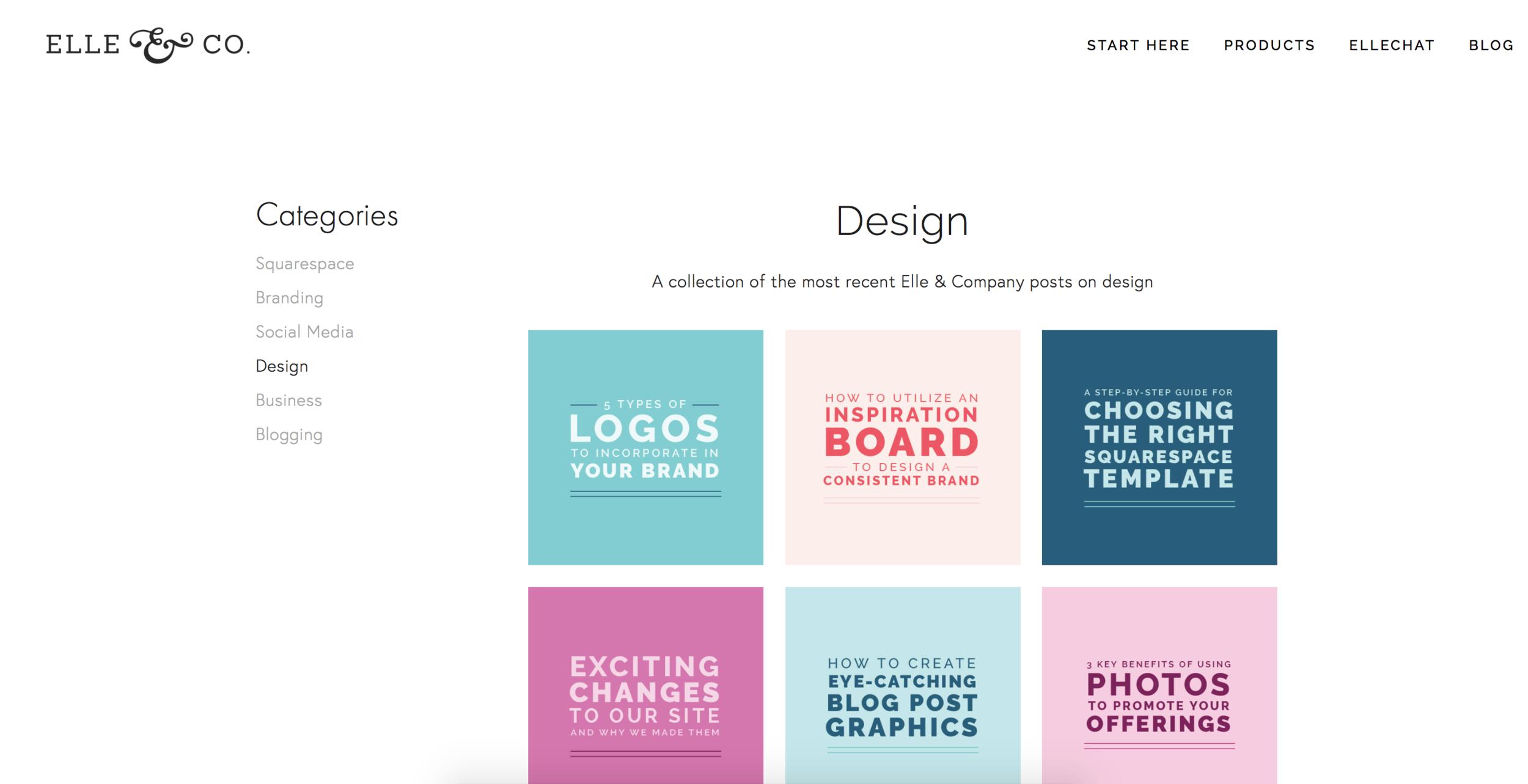 10 Essential Design Resources for Creative Entrepreneurs | Elle & Company