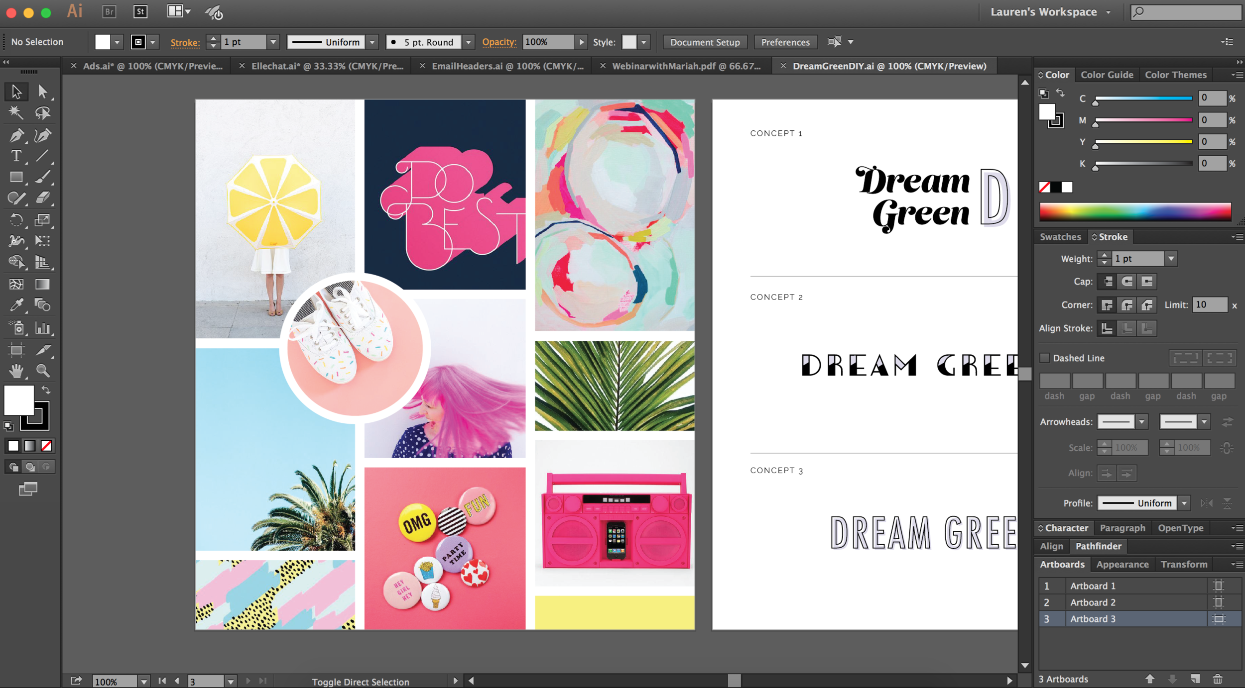 Why Every Creative Entrepreneur Should Learn How to Use Adobe Illustrator | Elle & Company