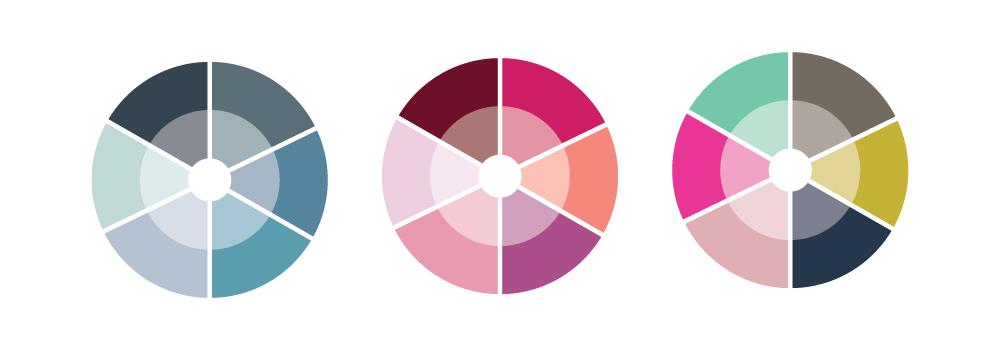Come creare una tavolozza di colori distinta per il tuo marchio |  Elle & Company