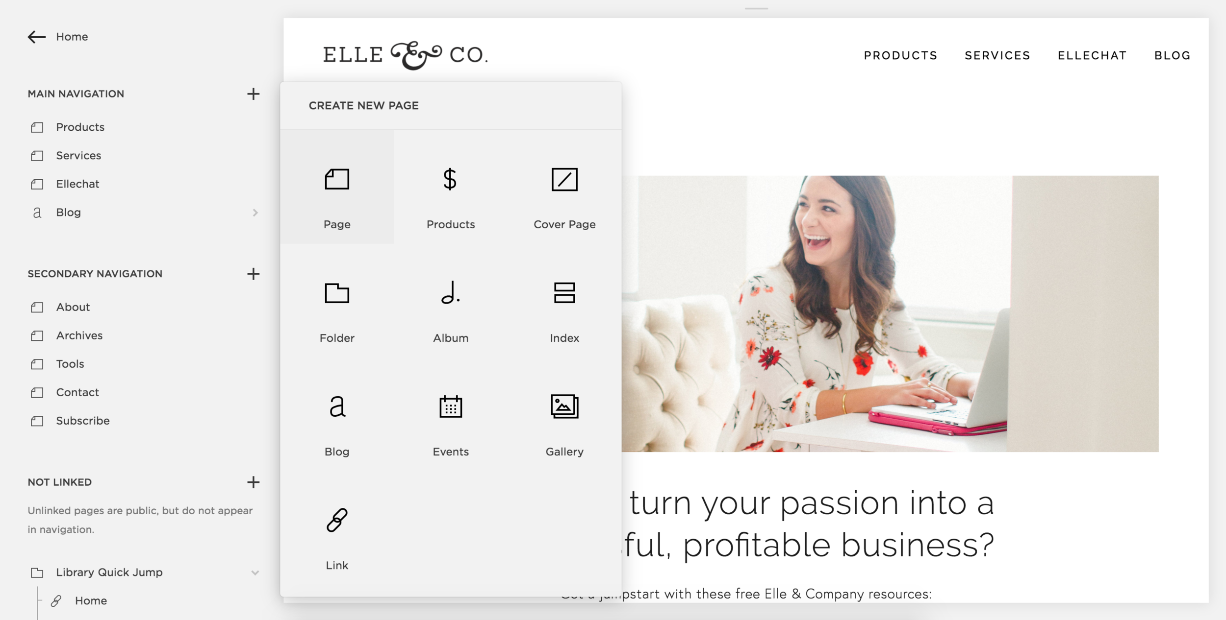 How to Create an Online Subscription Library from Scratch | Elle & Company