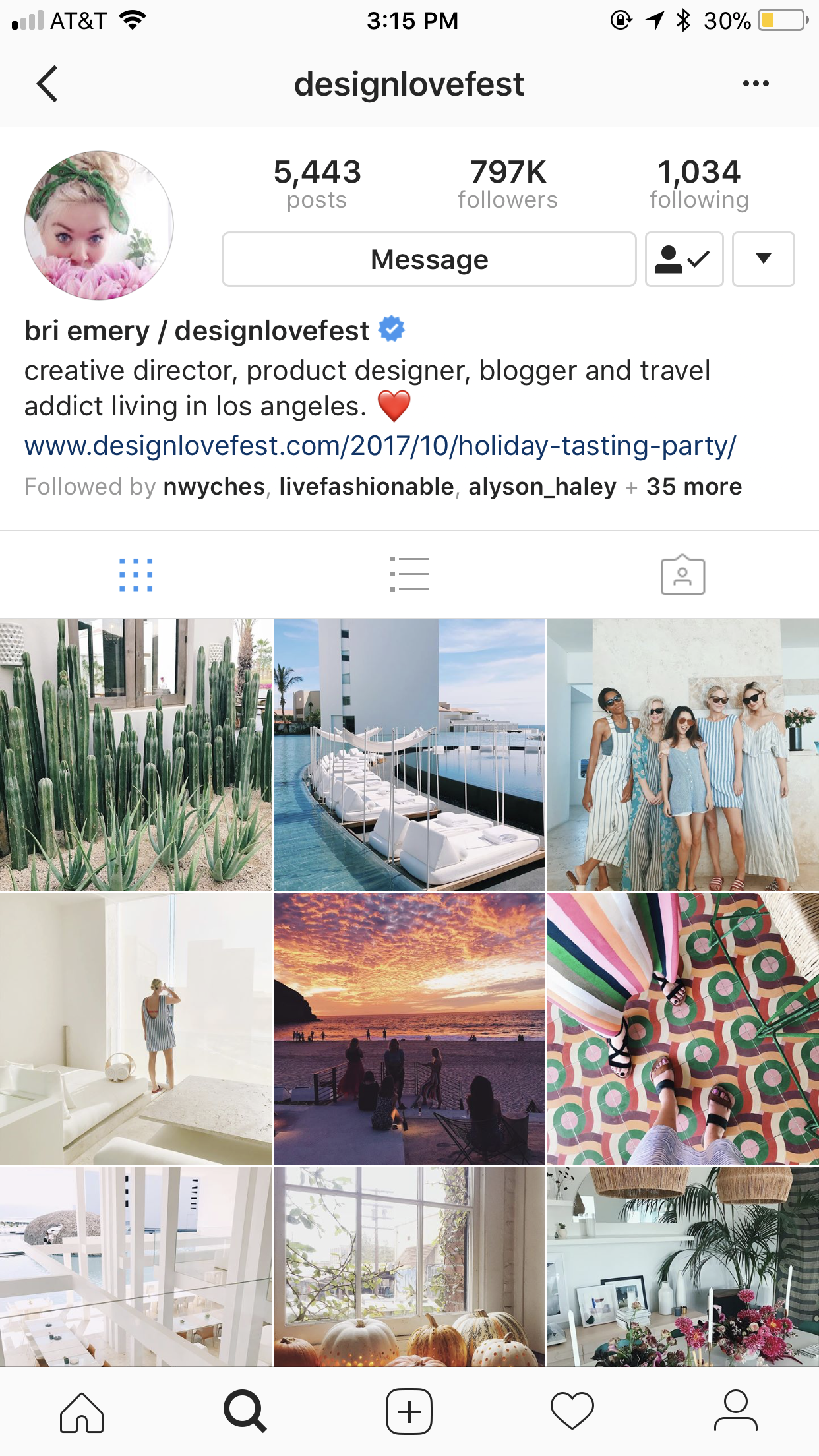 Are Super Styled Social Media Accounts a Thing of the Past? | Elle & Company