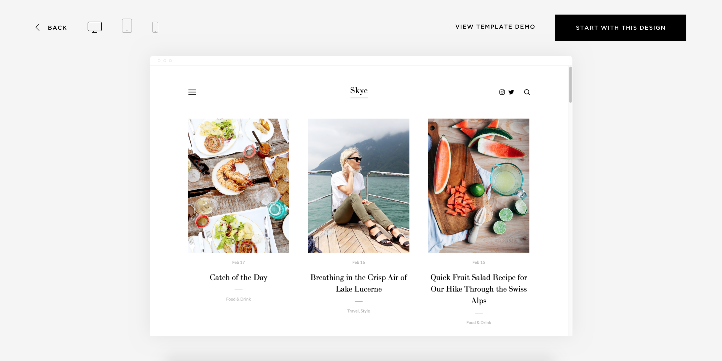 5 Things You Should Investigate During Your 14-Day Squarespace Trial - Elle & Company