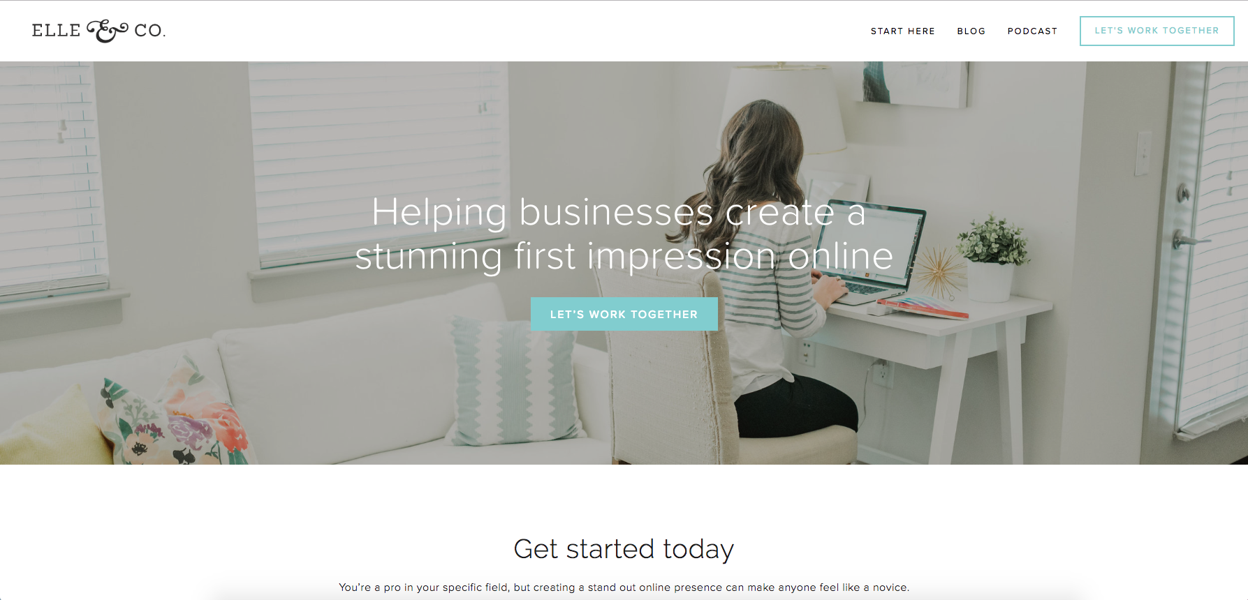 Feeling Stuck? Use These 8 Fantastic Squarespace Resources | Elle & Company