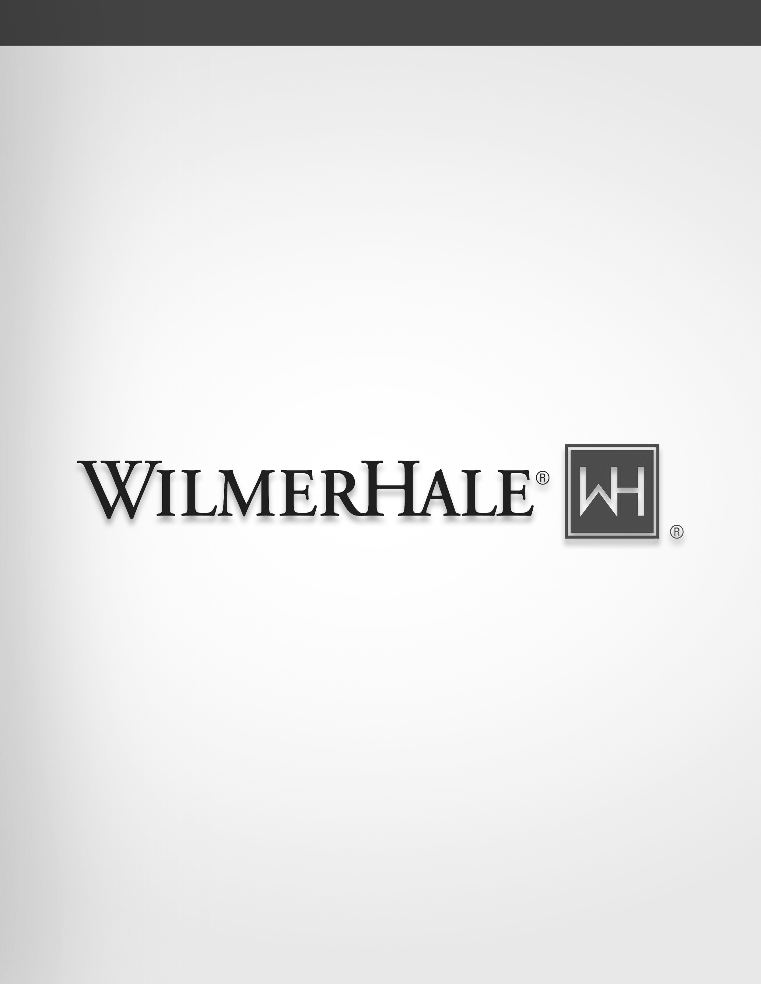 M&A Report  (WilmerHale)
