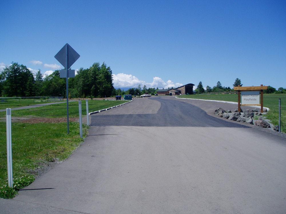 Entrance, Summer 2013