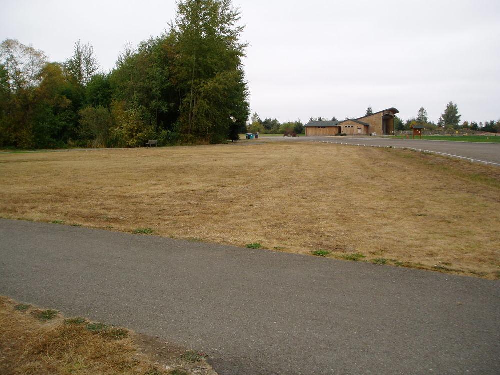 East Garden, Fall 2012
