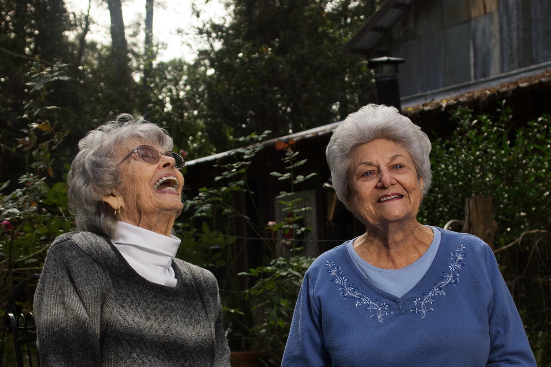 Carol and Pattie