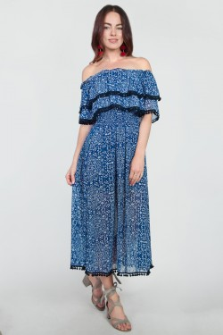 Misa - Maribel Midi Dress