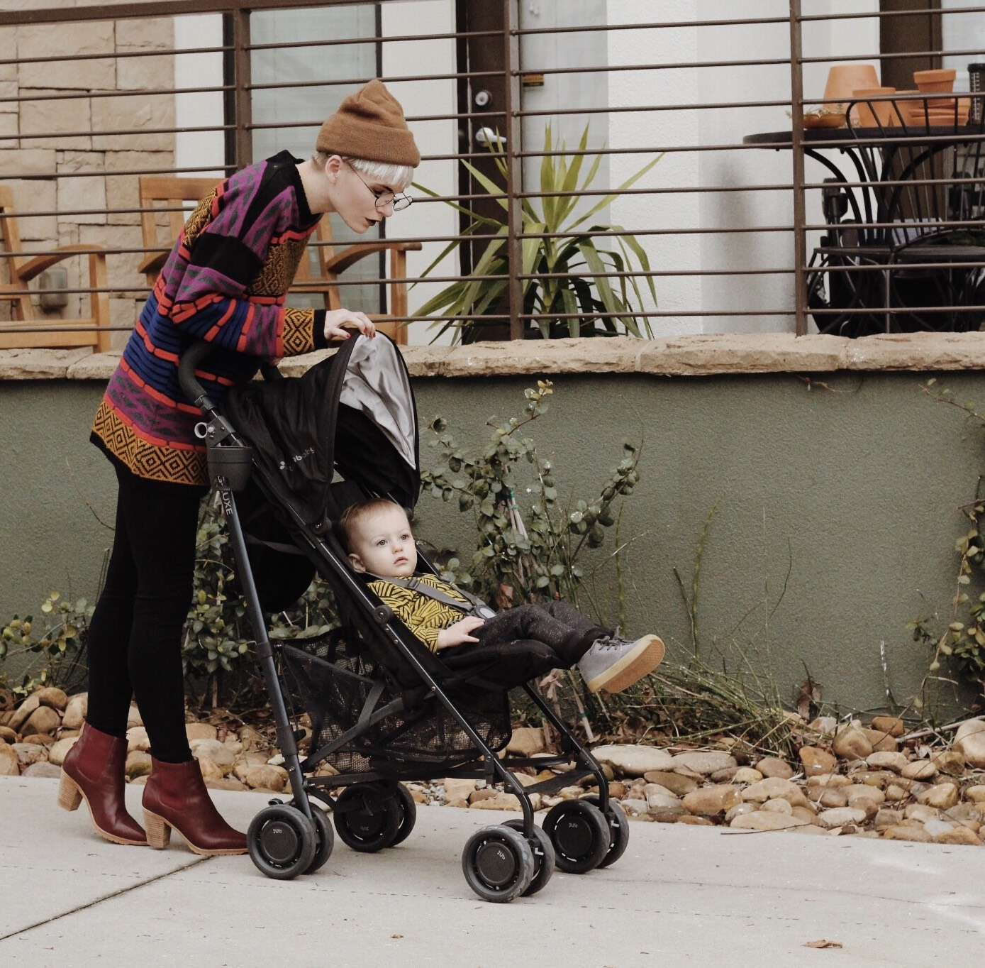 UPPAbaby - The Metal Romantic