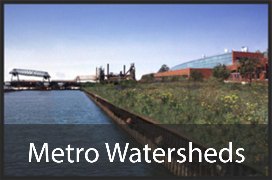 Metro Watersheds   and Urban Design