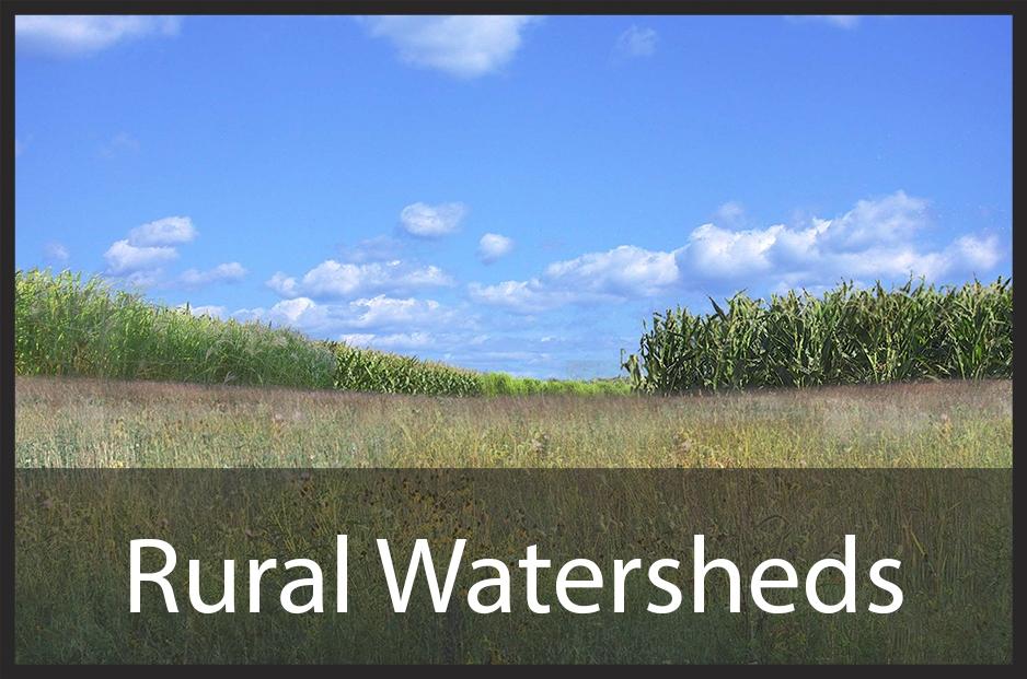 Rural Watersheds and   Scenario Design