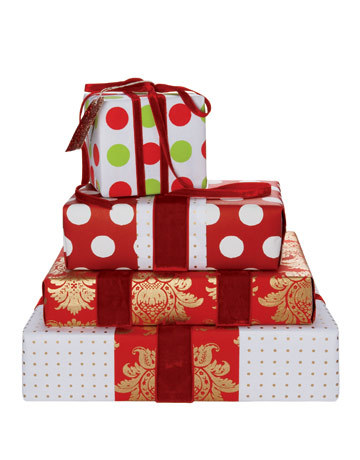 Free gift wrapping year round!