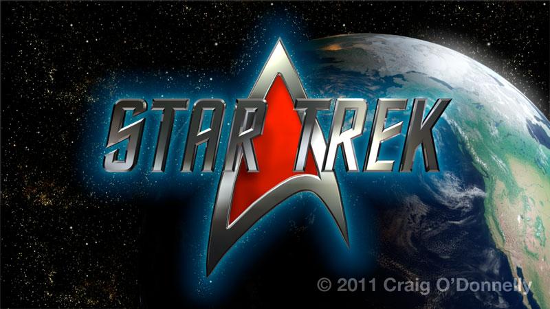 Star Trek Live - Online Bonus Feature Title