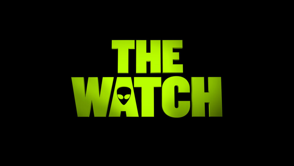 The Watch - International Trailer Title