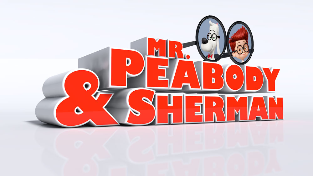 Mr. Peabody & Sherman - Trailer Title