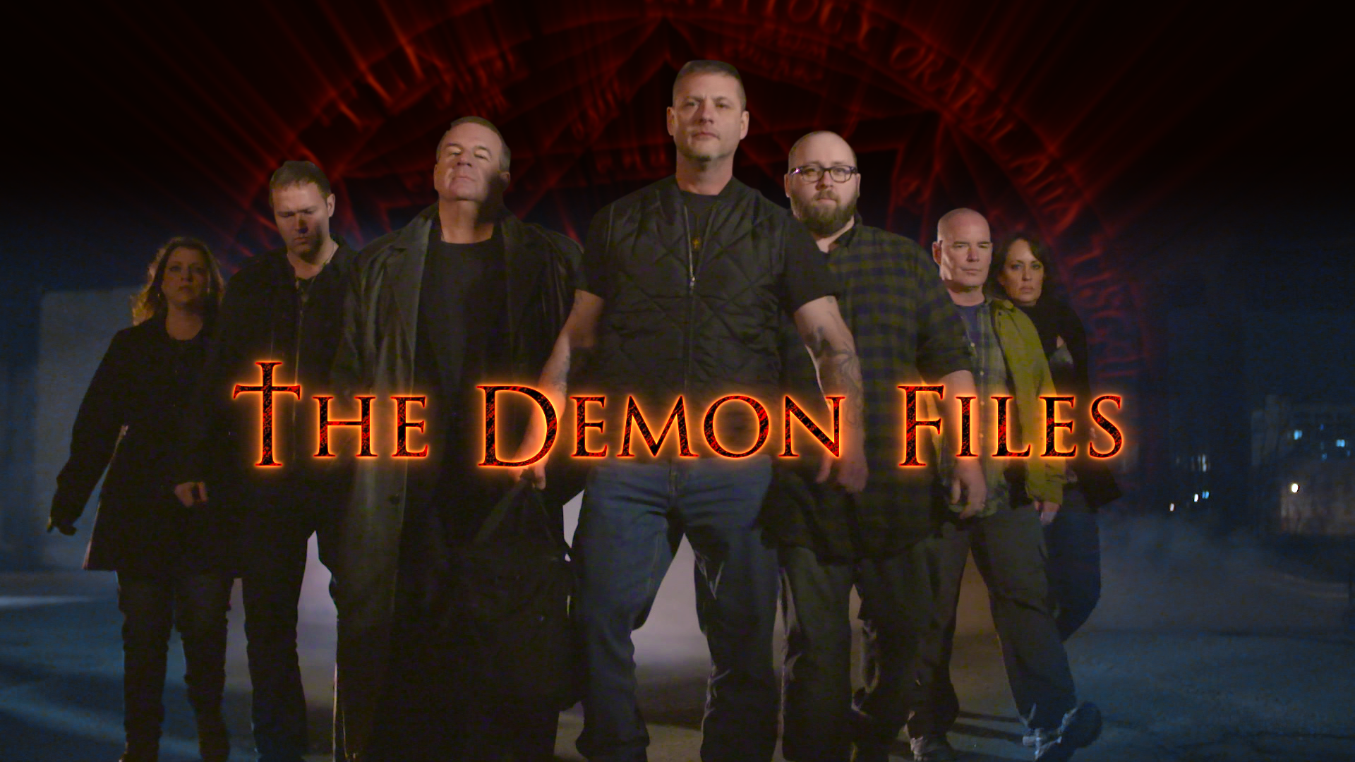 """The Demon Files"" Main Title"