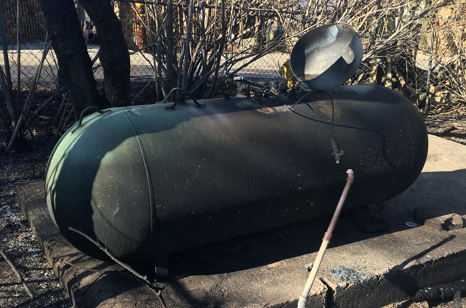 The Propane Tank