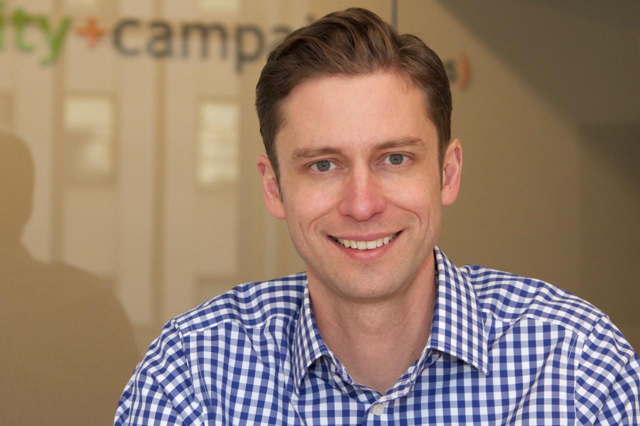 David Radloff     Co-founder + Partner
