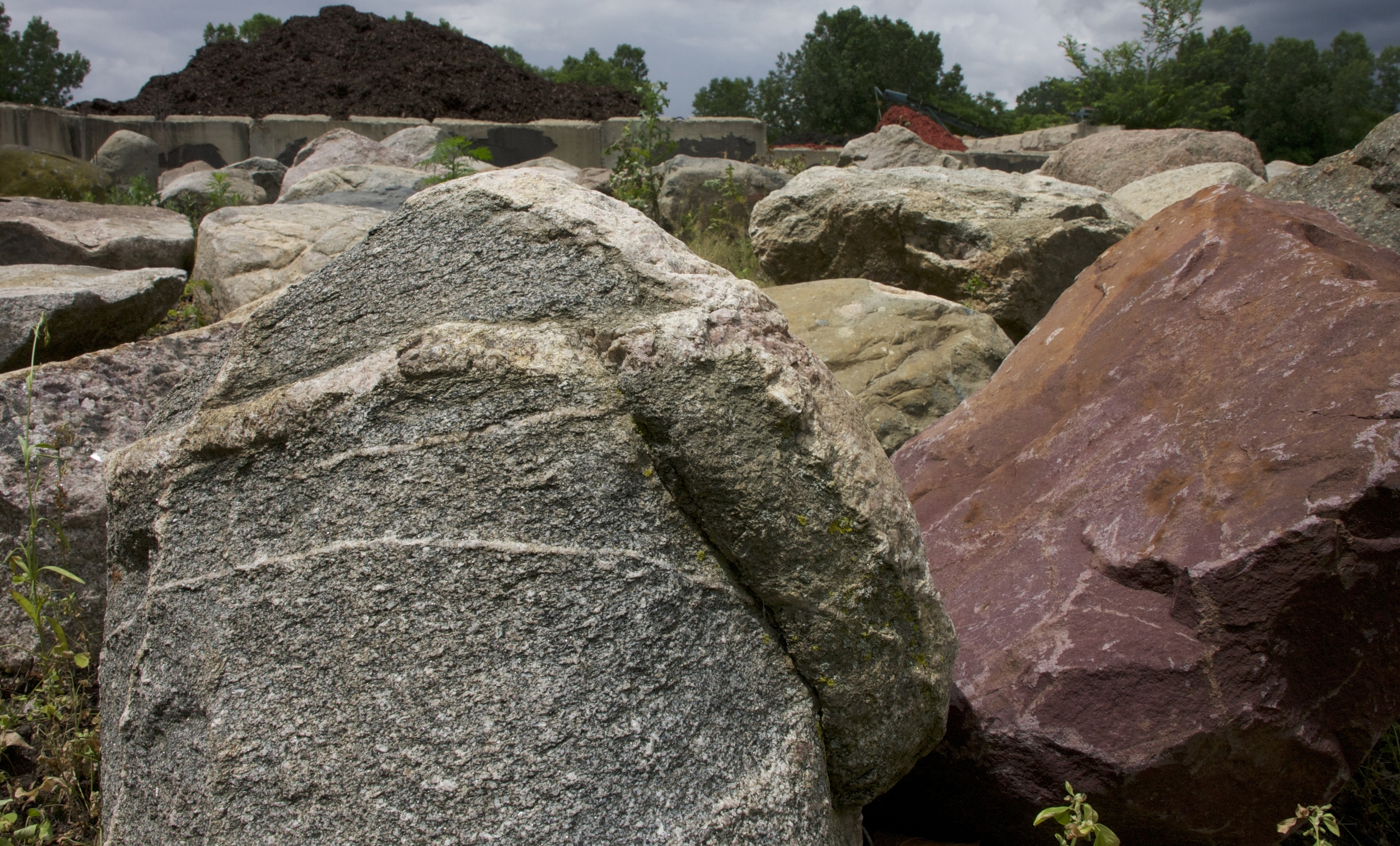 Landscape Boulders.