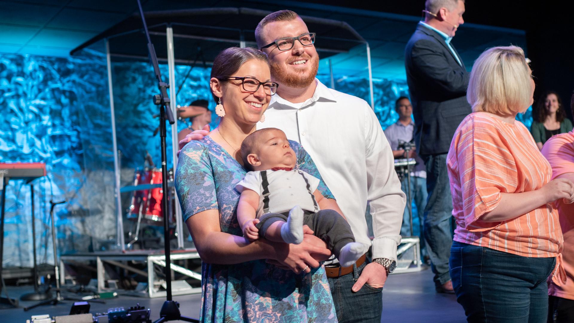 2019 Family Dedication