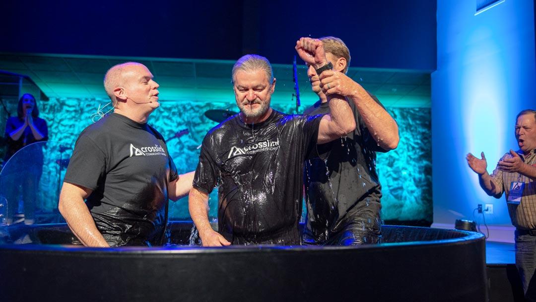 2019 April Baptism