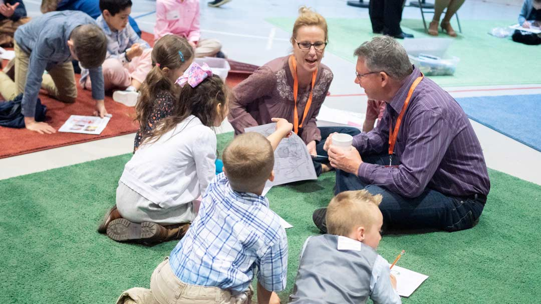 Serve Children's Ministry