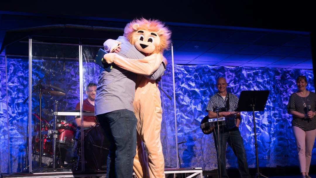 2019 Zion the Lion