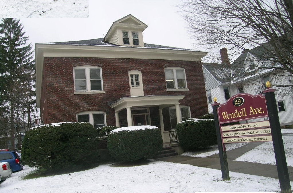 Office located at 29 Wendell Avenue, Pittsfield, Massachusetts