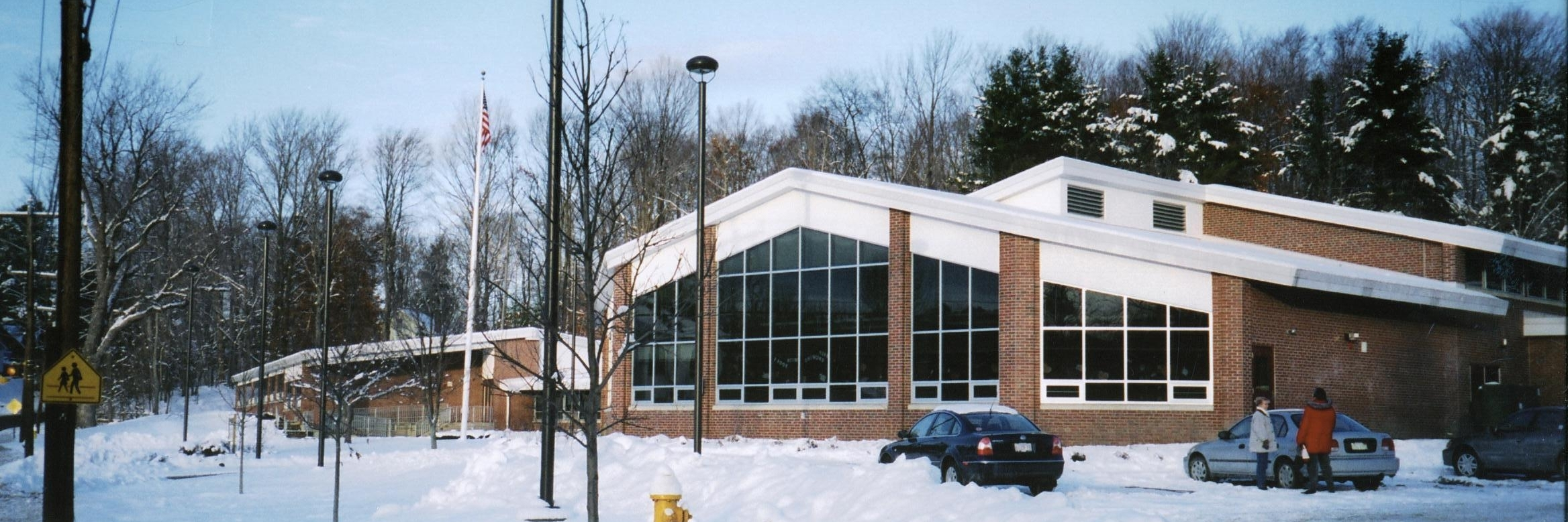 Stearns Elementary School, Pittsfield, Massachusetts