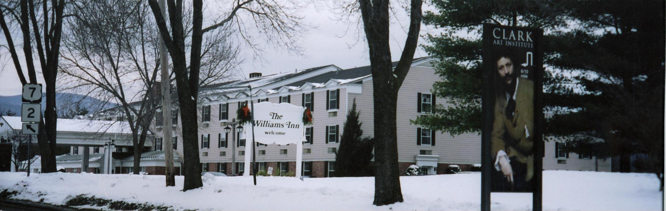 The Williams Inn, Williamstown, Massachusetts