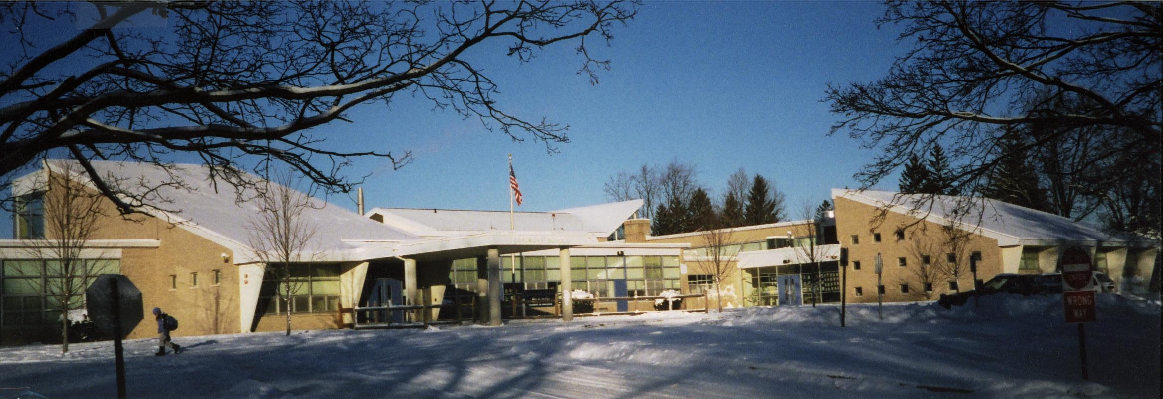 Egremont Elementary School, Pittsfield, Massachusetts