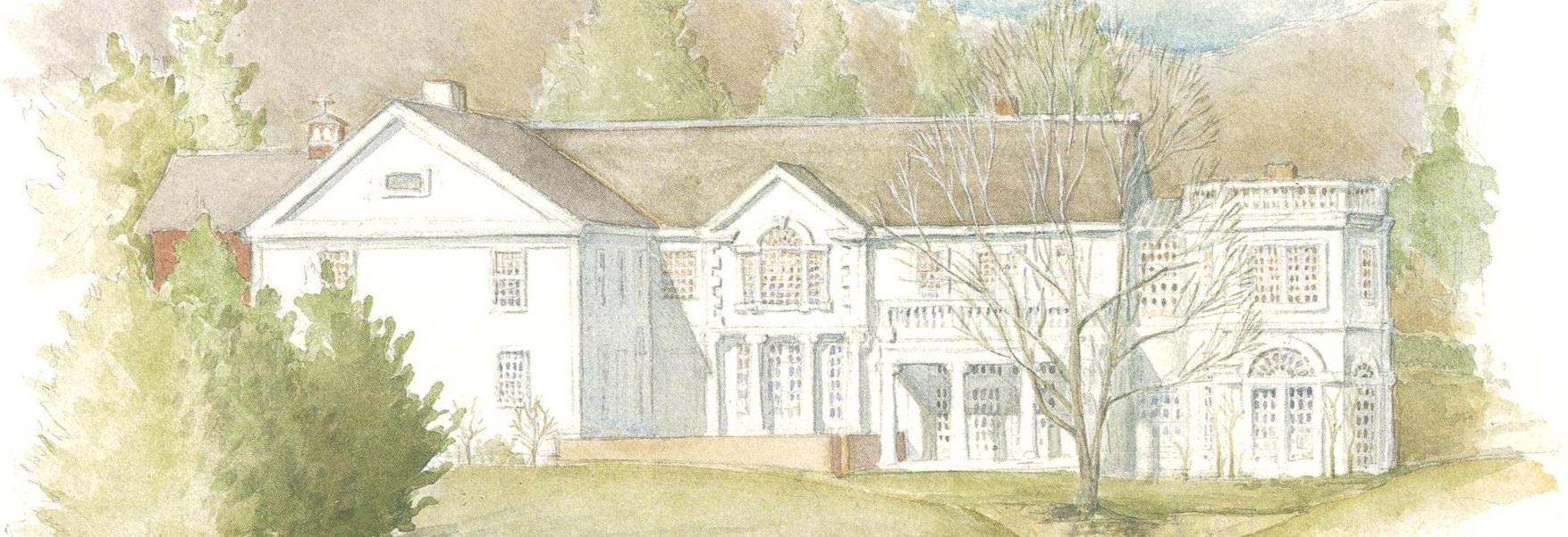 Custom Residence, Southfield, Massachusetts