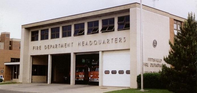 Pittsfield Fire Department Headquarters, Pittsfield, Massachusetts