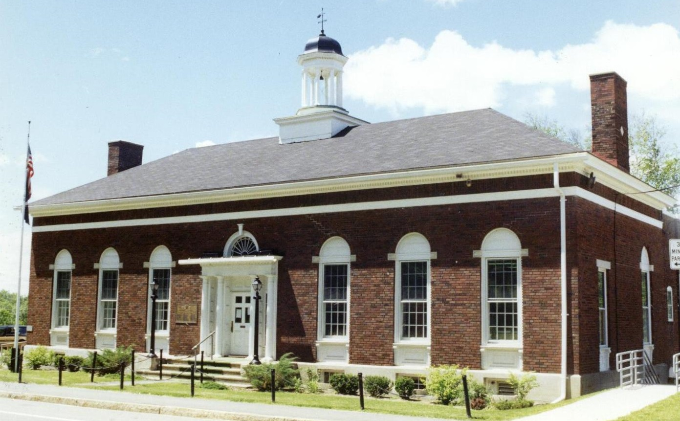 Lanesborough Town Hall, Lanesborough, Massachusetts