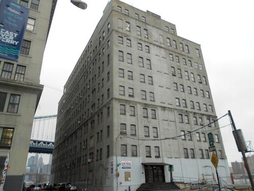 The lavish exterior of TURBO's main headquarters in Brooklyn, NY