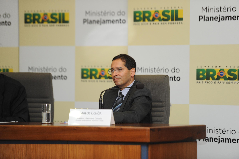 Associado Carlos Uchôa participa do Gestão em Destaque. Foto: Ilkens Oliveira/MP