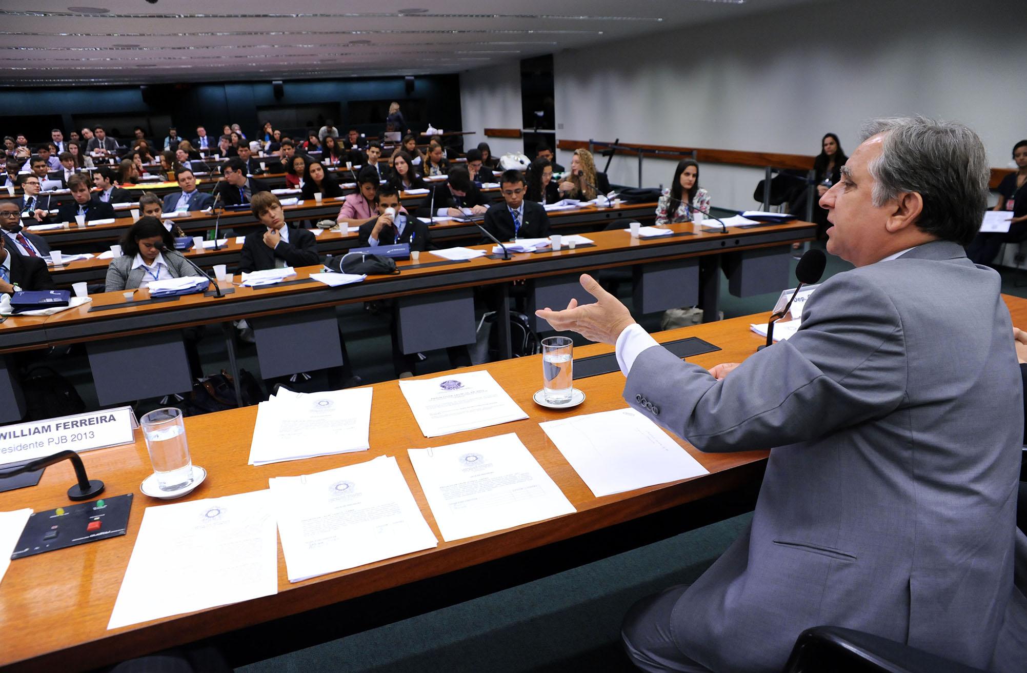 Deputado Izalci. Foto: Lucio Bernardo Jr./Câmara dos Deputados