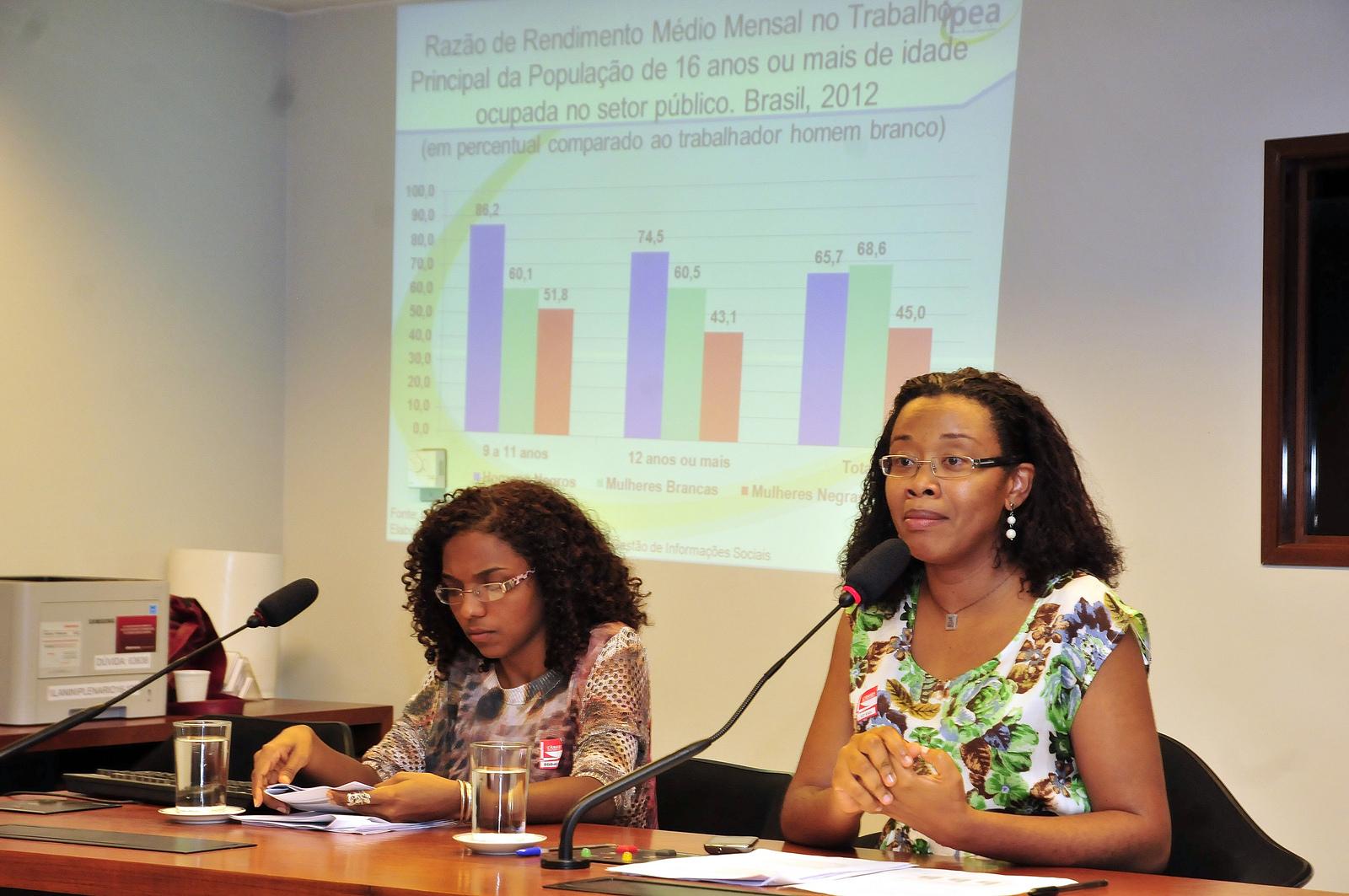 Conclusões do IPEA foram divulgadas em seminário. Foto: João Viana/IPEA