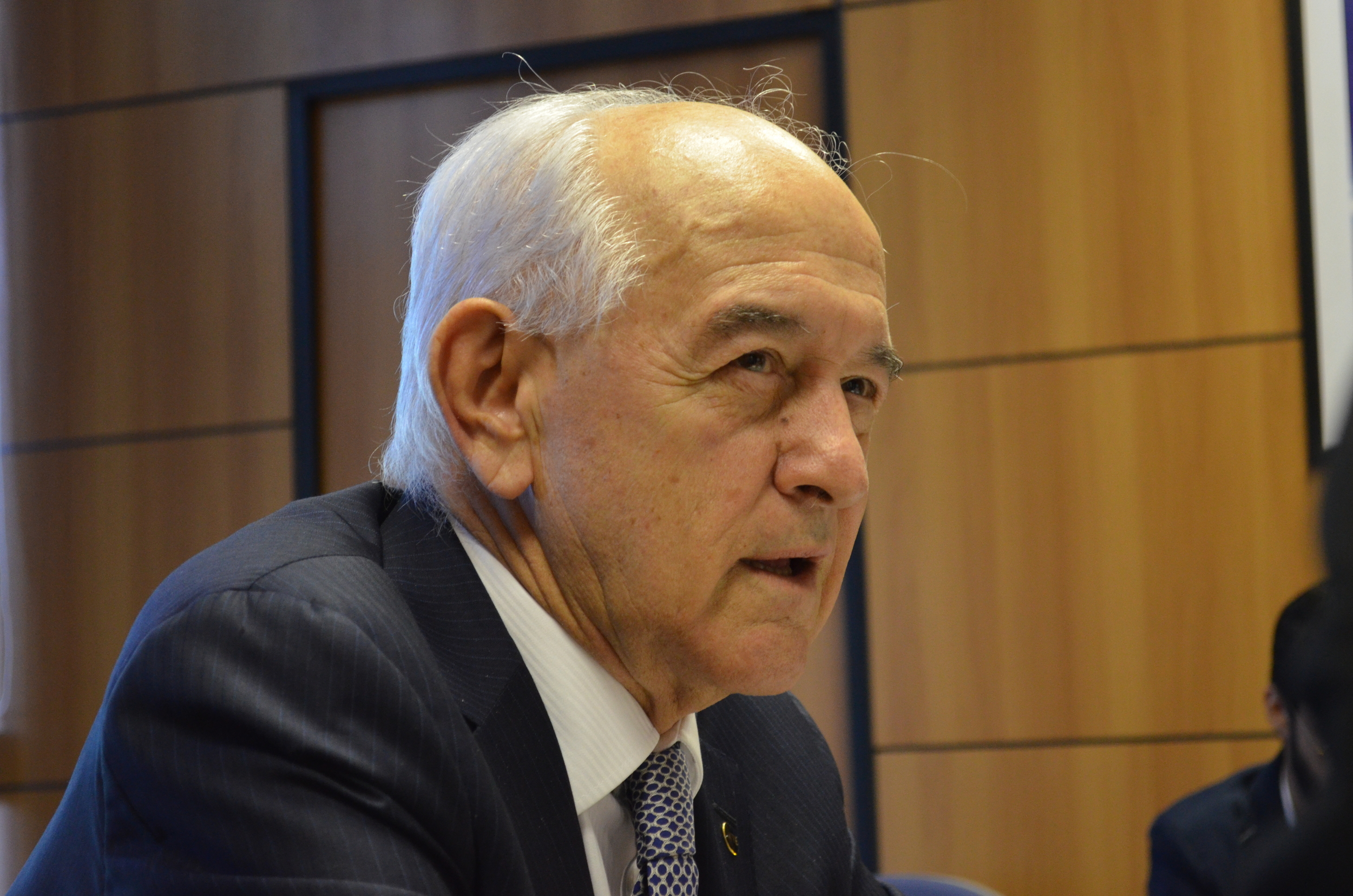 Ministro Manoel Dias. Foto: Filipe Calmon/ANESP