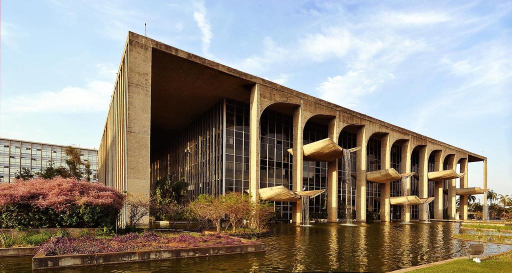 Palácio da Justiça. Foto: Flávio Serafini