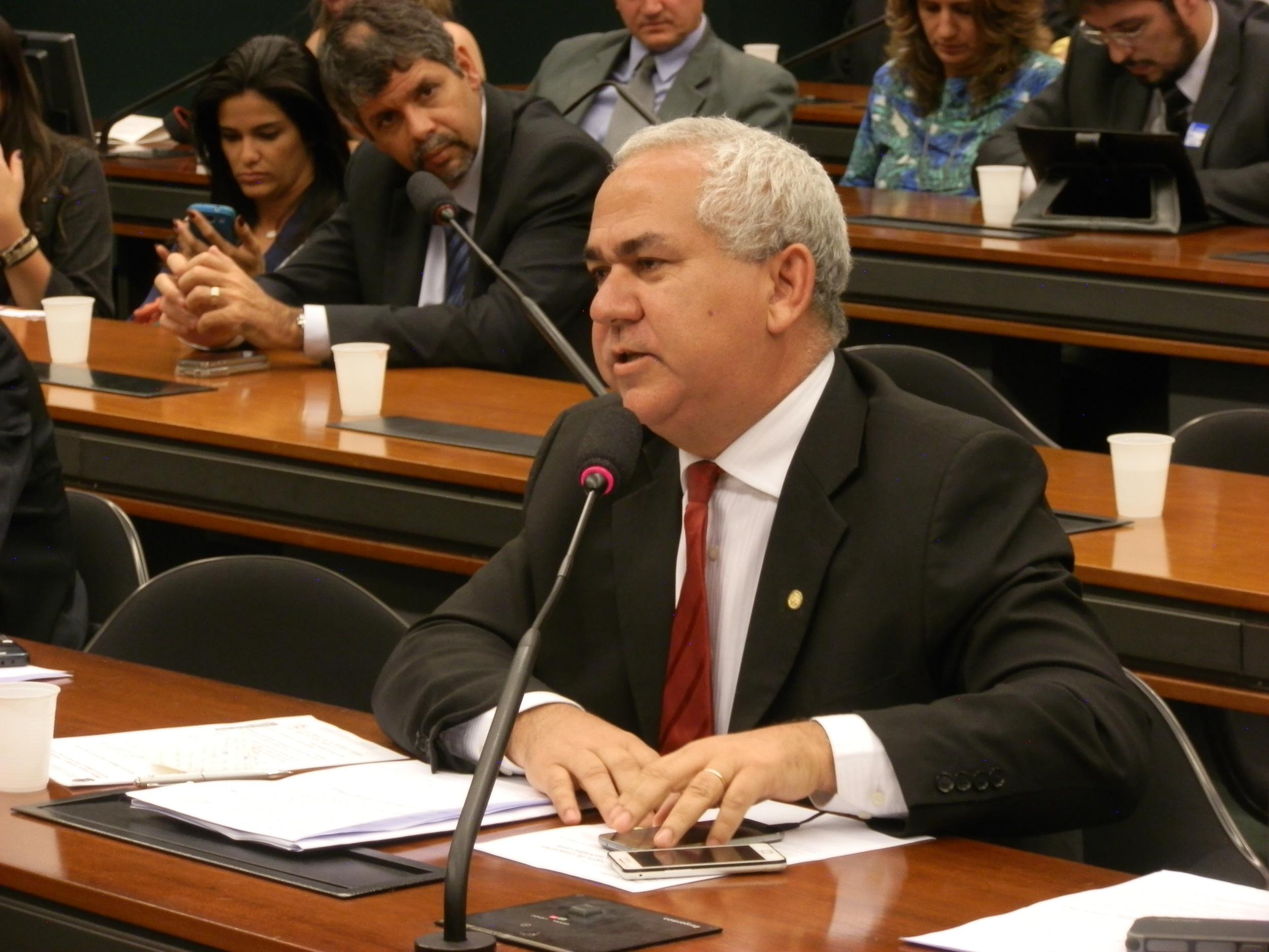 Deputado Policarpo. Foto: Filipe Calmon/ANESP