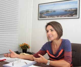 Patrícia Audi é EPPGG da 3ª turma e Secretária de Planejamento, Gestão e Controle de Niterói-RJ. Foto: Evelen Gouvea