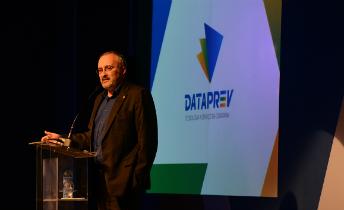 Rodrigo Assumpção é o presidente da Dataprev Foto: Dataprev
