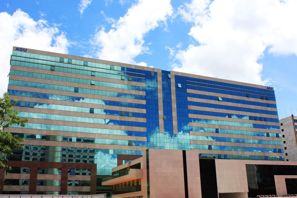 Sede I da Advocacia-Geral da União em Brasília. Foto:Wesley Mcallister/AscomAGU