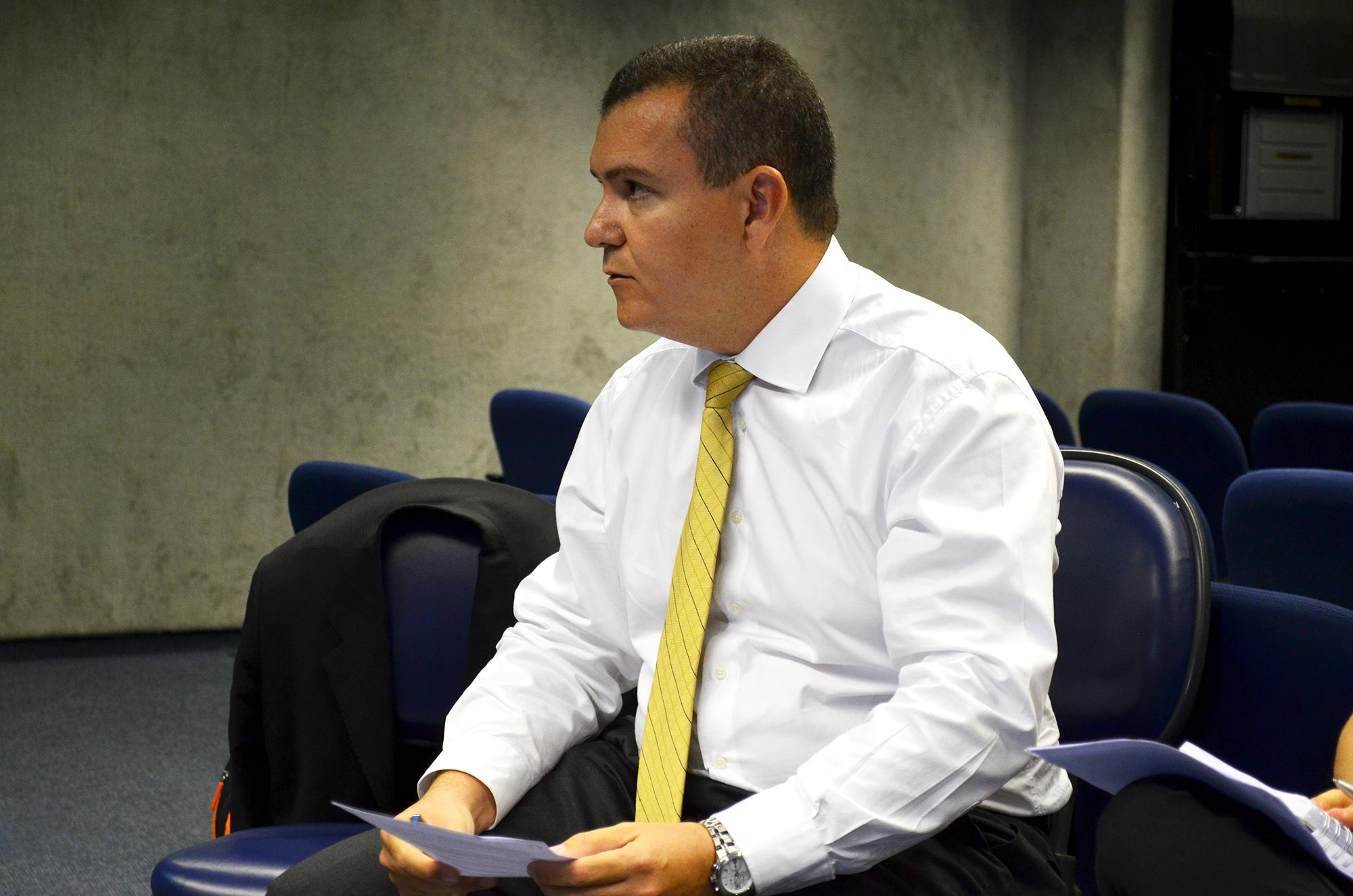 João Aurélio, presidente da ANESP. Fotos: Filipe Calmon / ANESP